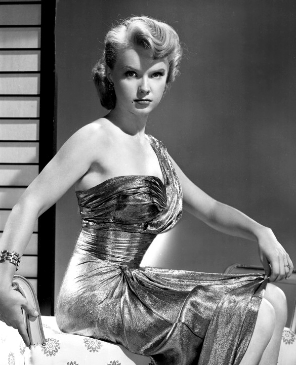 Anne Francis Weight Height Measurements Bra Size Ethnicity-6904