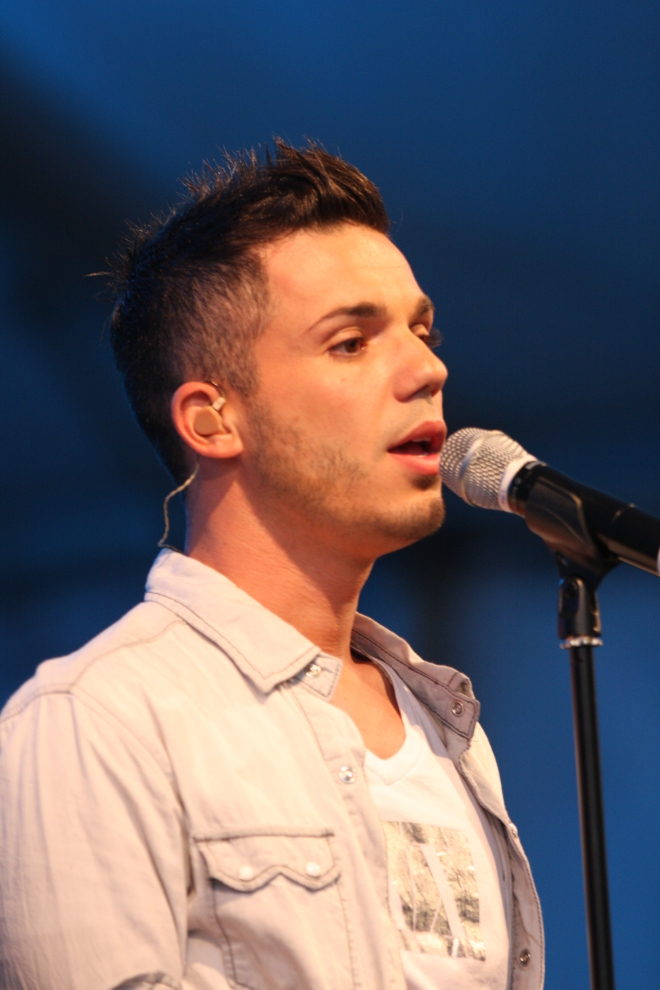 pictures Anthony callea gay