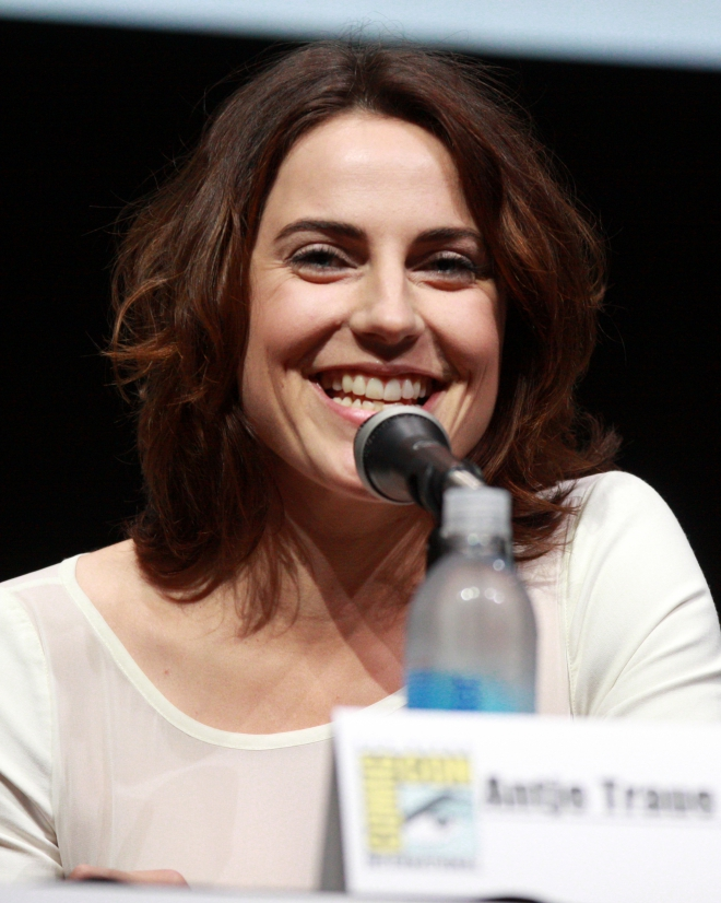 antje traue weight height ethnicity hair color shoe size