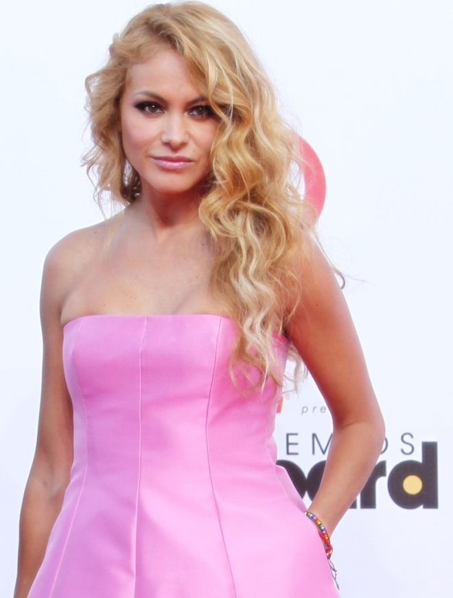 Paulina Rubio Weight Height Ethnicity Hair Color Shoe Size