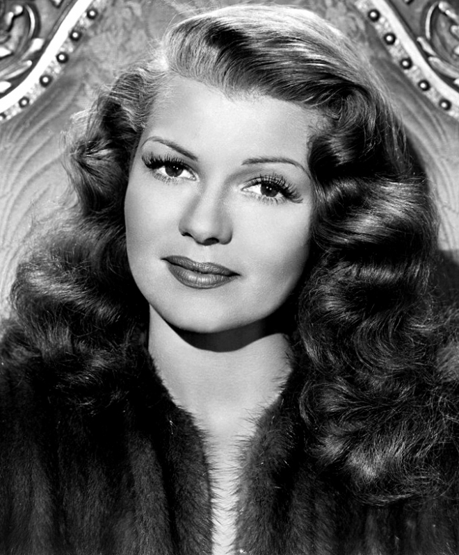Howard Hughes Quotes: Rita Hayworth Weight Height Measurements Bra Size Ethnicity