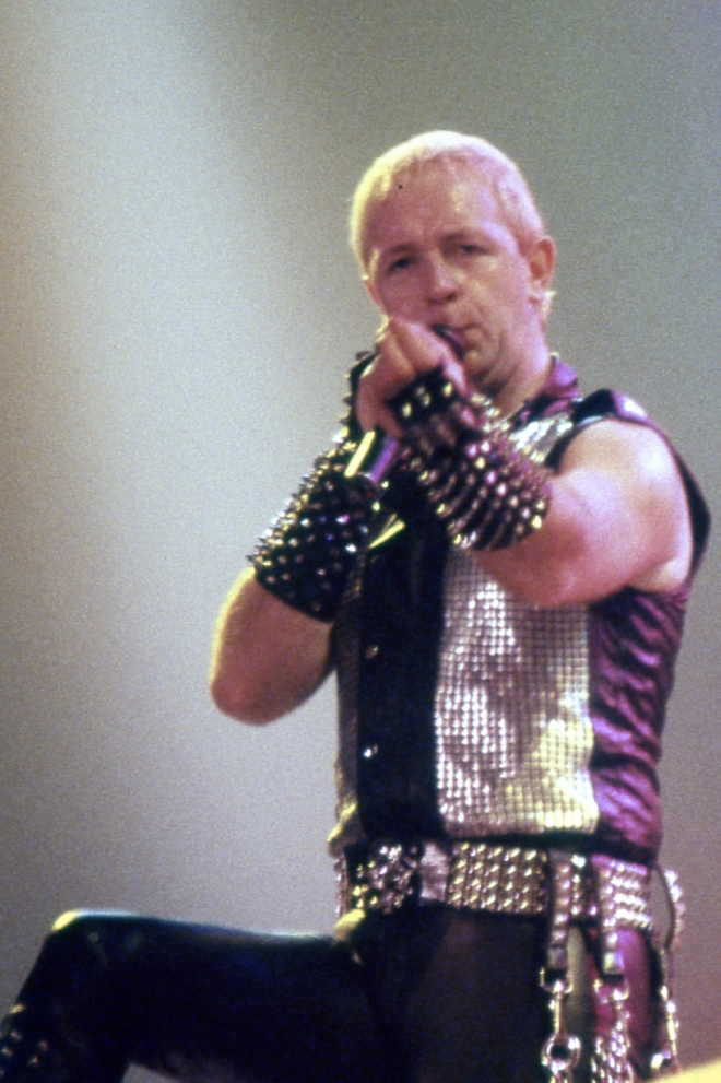 Rob Halford Weight Height Ethnicity Hair Color Eye Color