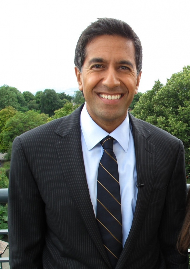 Sanjay Gupta Weight Height Ethnicity Hair Color Net Worth