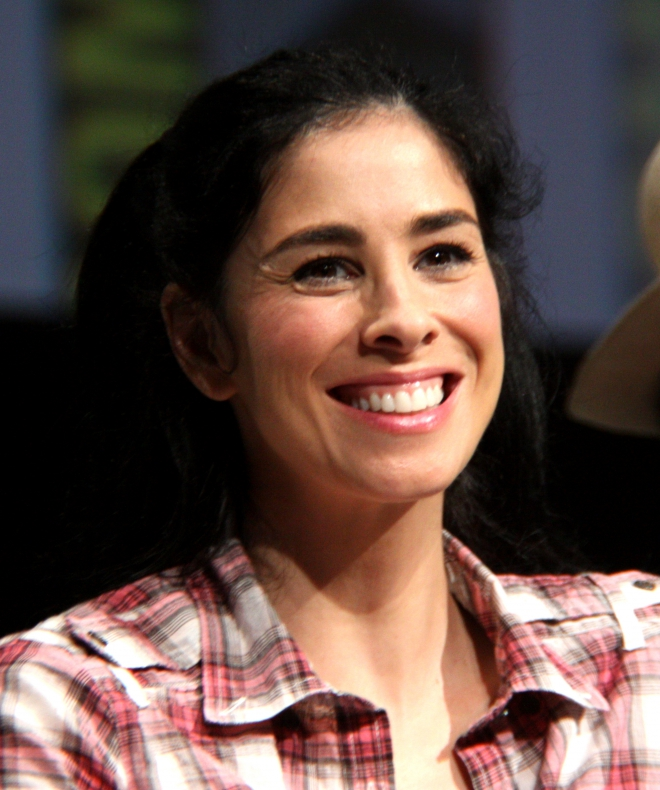 Sarah Silverman Weight Height Ethnicity Hair Color Shoe Size