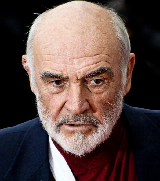 Sean Connery Weight Height Ethnicity Hair Color Eye Color