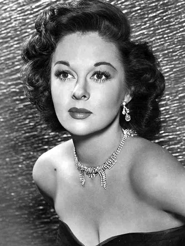 Susan Hayward Weight Height Measurements Bra Size Ethnicity-8632