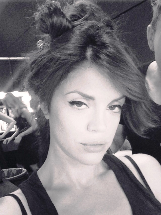 Vanessa Ferlito Weight Height Ethnicity Hair Color Shoe Size