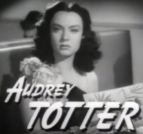 Audrey Totter Weight Height Ethnicity Hair Color Eye Color