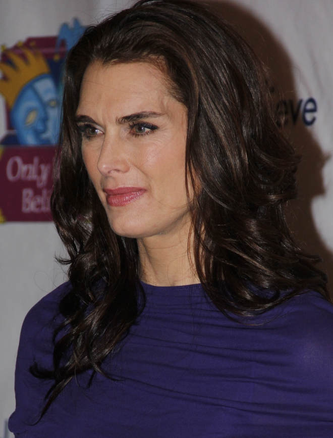 Brooke Shields Weight Height Measurements Bra Size Ethnicity-8365