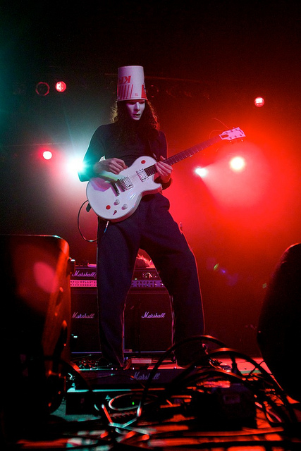 Buckethead Weight Height Ethnicity Hair Color Net Worth