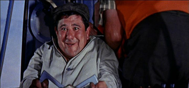 Buddy Hackett Weight Height Ethnicity Hair Color