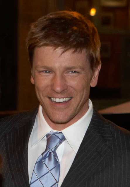 Burgess Jenkins Weight Height Ethnicity Hair Color