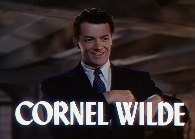 cornel wilde weight height ethnicity hair color eye color