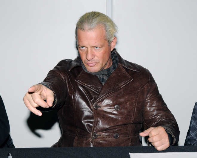 Costas mandylor weight height ethnicity hair color eye color