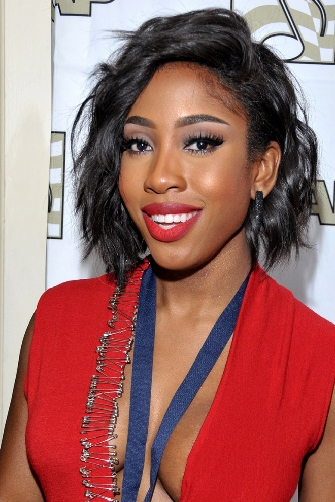 Sevyn Streeter Weight Height Net Worth Ethnicity Hair Color