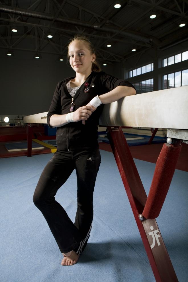 Ksenia Semenova Weight Height Ethnicity Hair Color