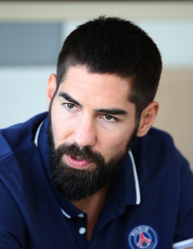 Nikola Karabatic Weigh...