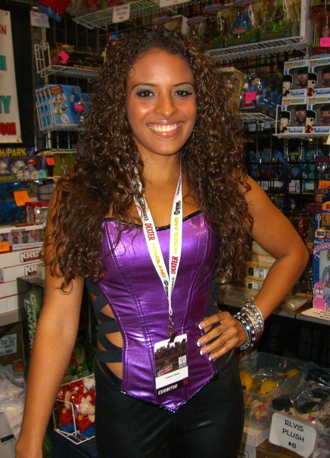 Thea Trinidad Weight Height Ethnicity Hair Color Eye Color