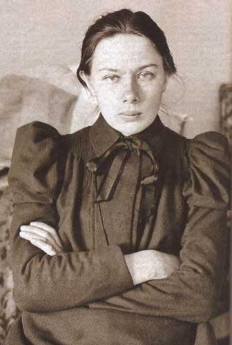 Nadezhda Krupskaia