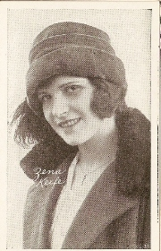 Zena Keefe