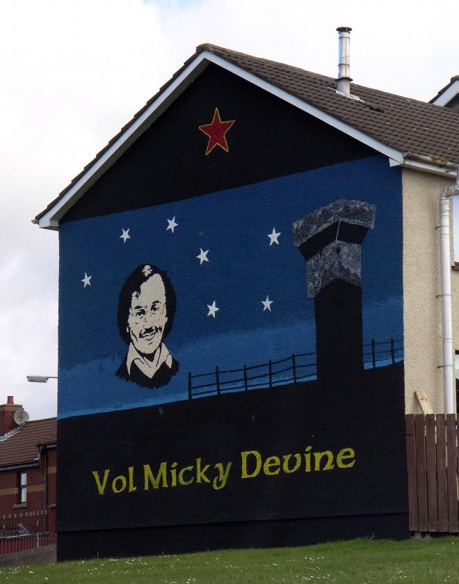 Michael Devine (hunger striker)