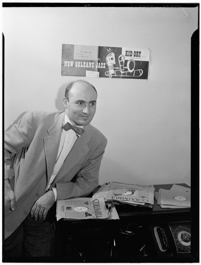 George Avakian