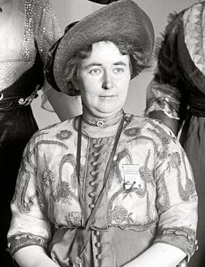 Louise Lind-af-Hageby