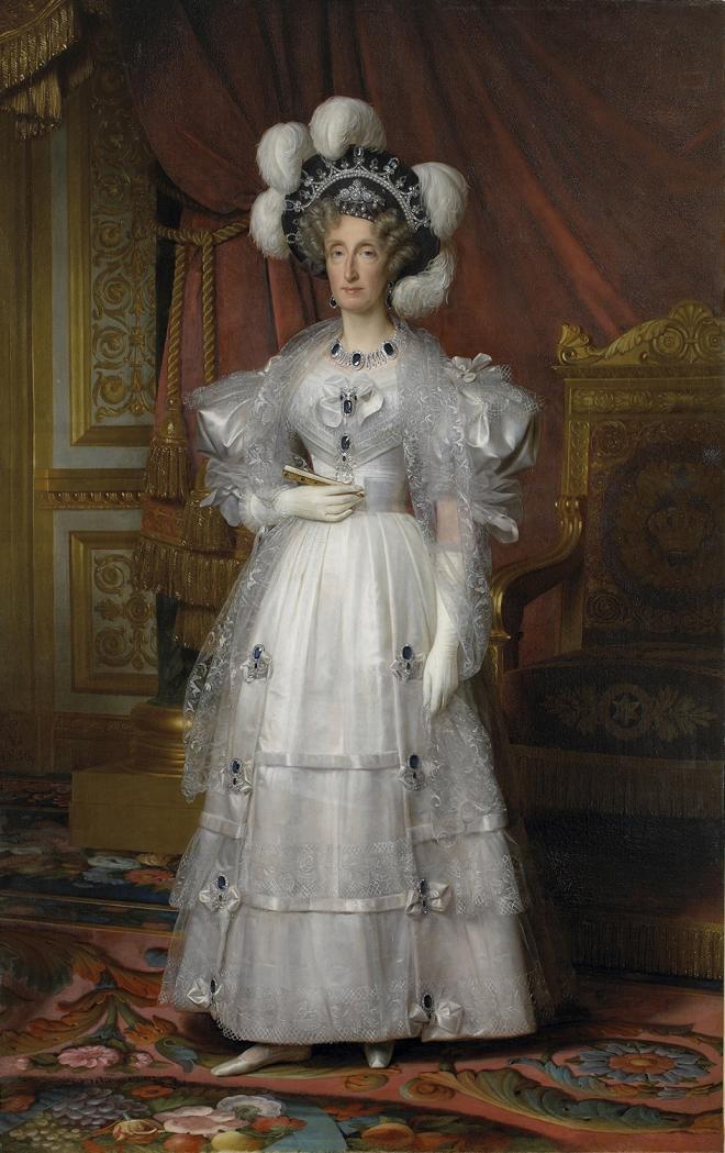Maria Amalia of Naples and Sicily