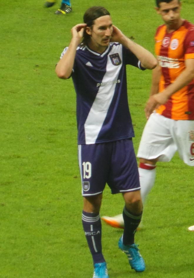 Sacha Kljestan