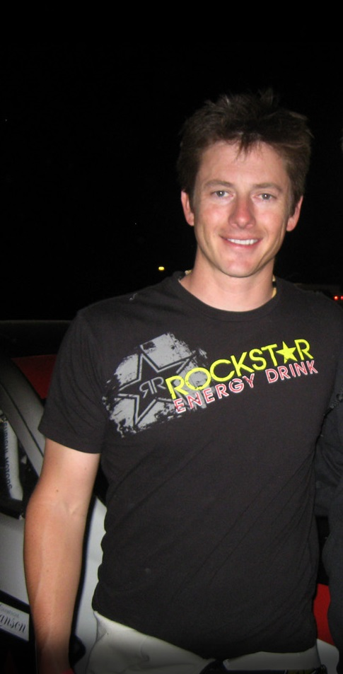 Tanner Foust Weight He...