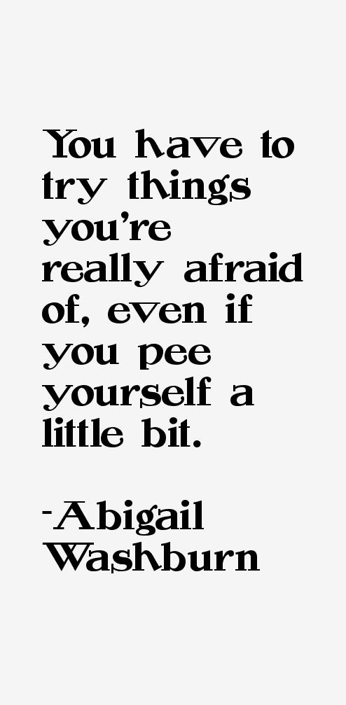 Abigail Washburn Quotes
