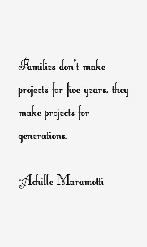 Achille Maramotti Quotes