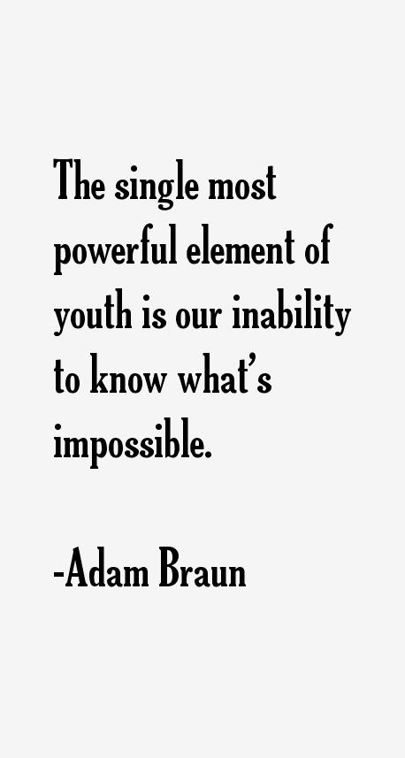 Adam Braun Quotes