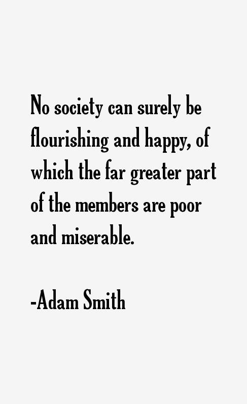 Adam Smith Quotes