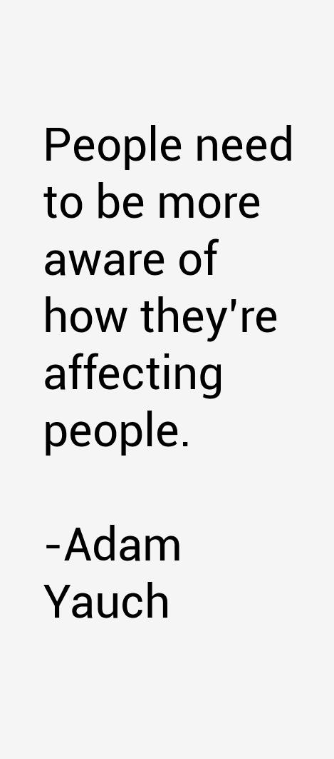 Adam Yauch Quotes