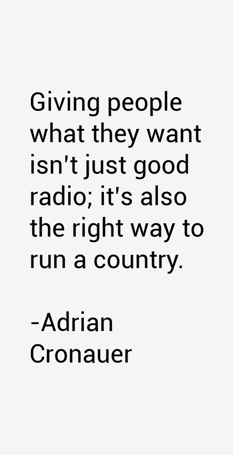 Adrian Cronauer Quotes