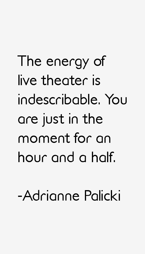 Adrianne Palicki Quotes