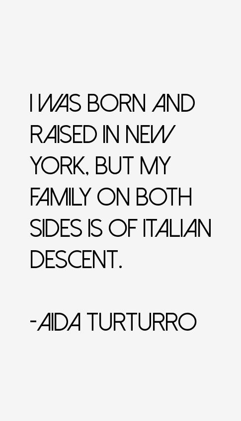 Aida Turturro Quotes