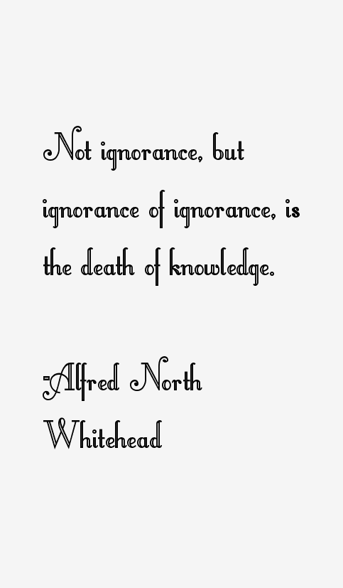 alfred north whitehead quotes - photo #37