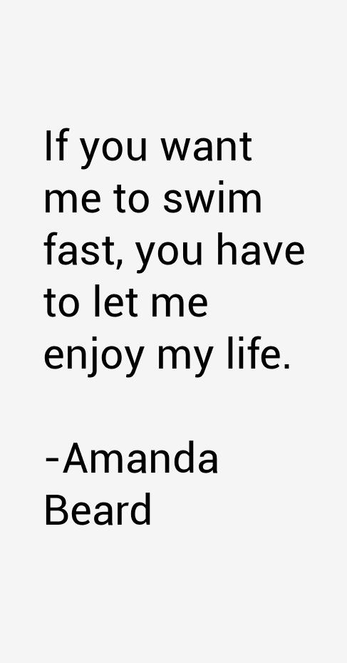 Amanda Beard Quotes