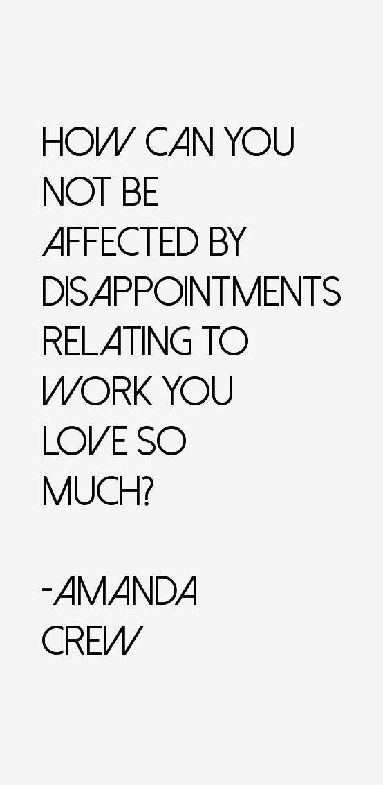 Amanda Crew Quotes