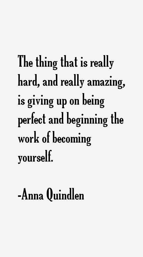 anna quindlen quotes write a