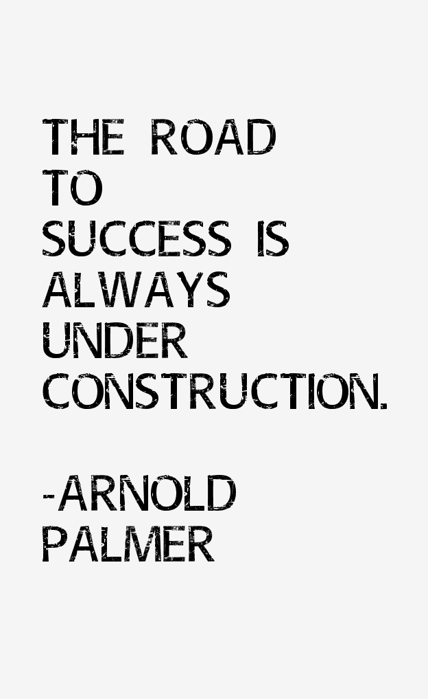 Arnold Palmer Quotes Delectable Arnold Palmer Quotes Sayings