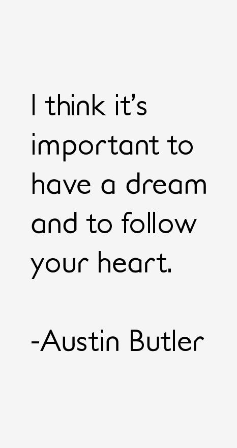 Austin Butler Quotes