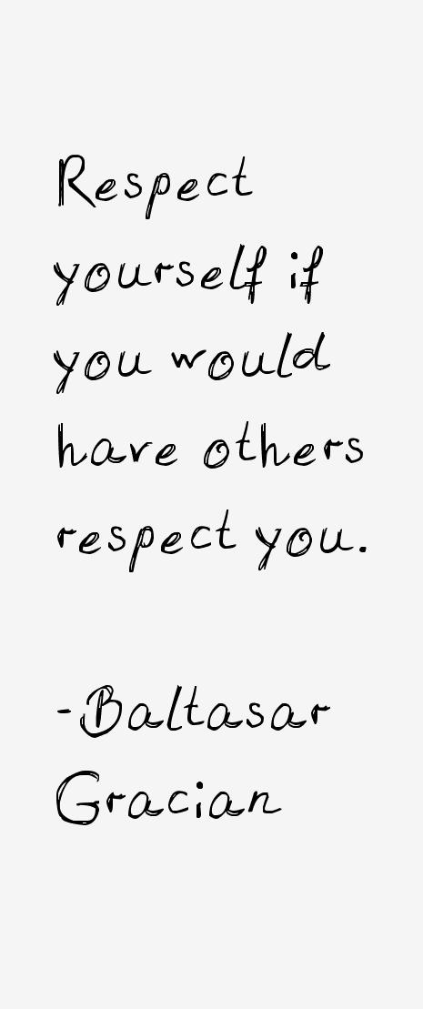Baltasar Gracian Quotes