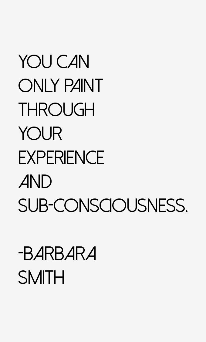 Barbara Smith Quotes