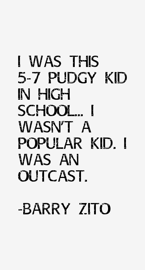 Barry Zito Quotes