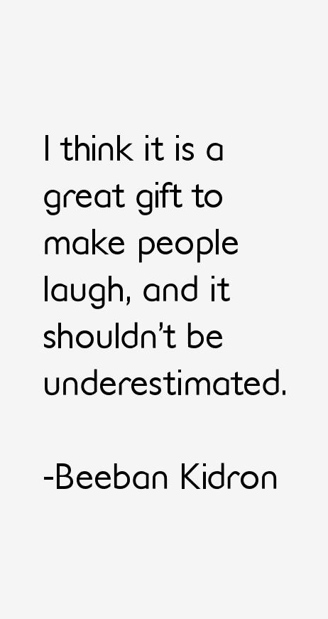Beeban Kidron Quotes