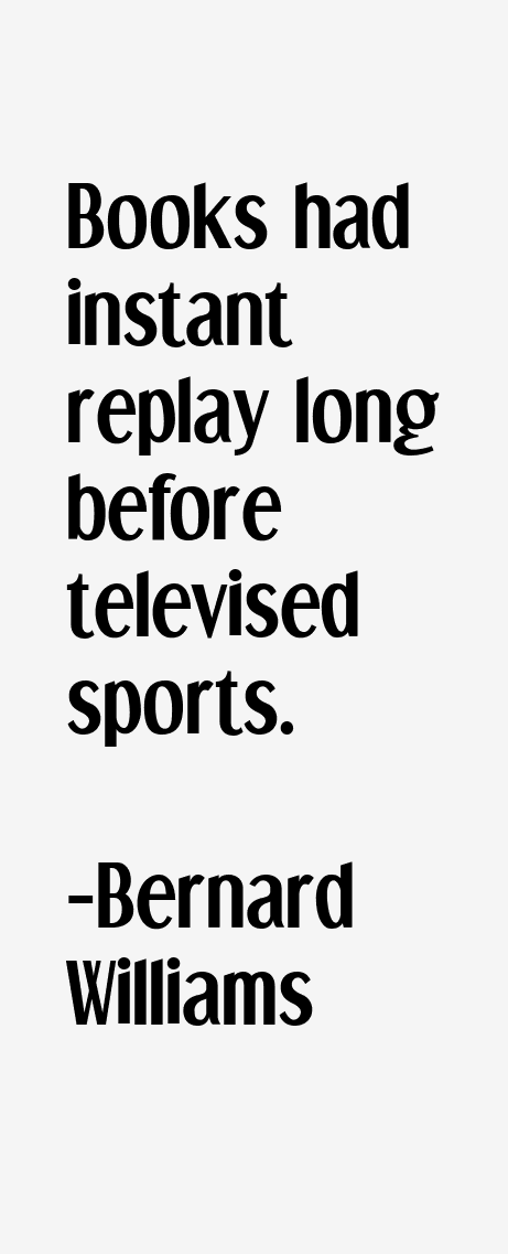 the benefits of instant replay for televised sports The benefits of instant replay for televised sports the origins, history and growth of major league baseball including important milestones, changes.