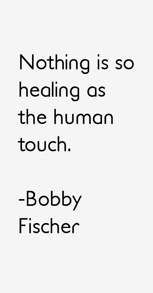 Bobby Fischer Quotes